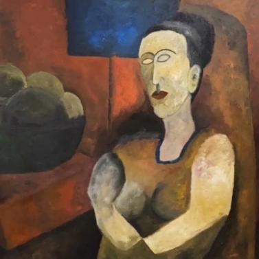 Retrato de María Asunsolo