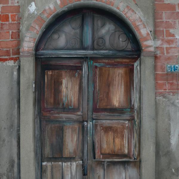 La puerta de Doña Aura