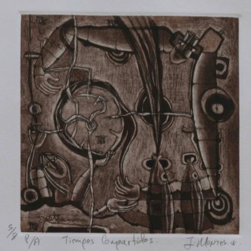 Ixrael Montes y Rosendo Pérez Pinacho - Tiempos compartidos