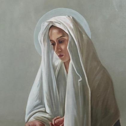 Virgen del agua