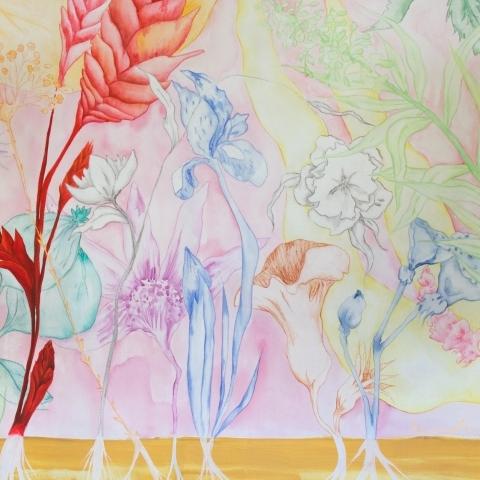 EL JARDIN DE LAS FLORES VIVAS (The Garden of Live Flowers)