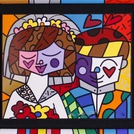 ROMERO BRITO. LOVE (WEDDING)