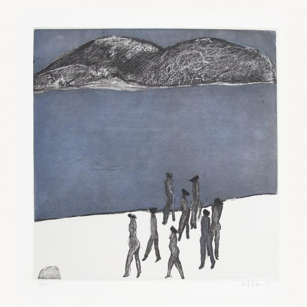 8 Mujeres en la playa 2/40
