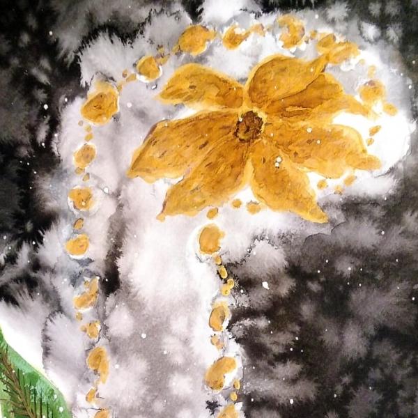 Flor de viento