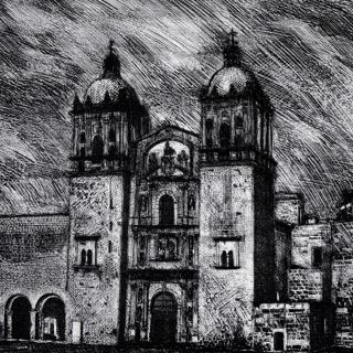 Santo Domingo en Oxaca