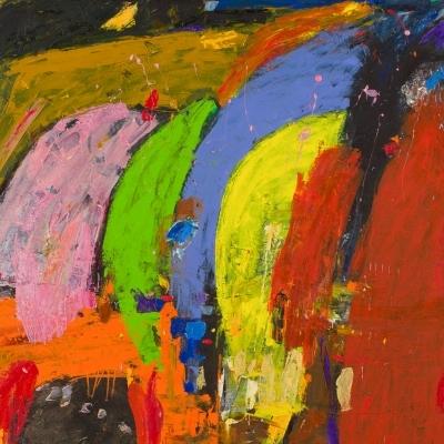Los colores del tunel