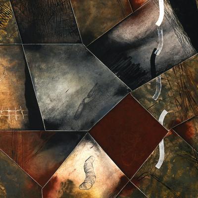 Octágono I políptico de 18 piezas