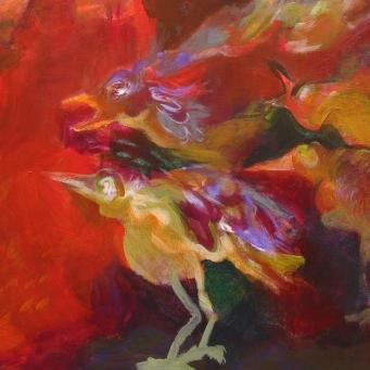Cuentos con plumas · Pájaros gritones