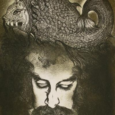 ALEJANDRO PÉREZ CRUZ - ST hombre con pez 8/33