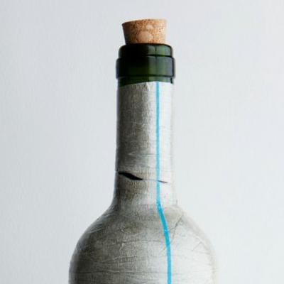 Botella Mezcalera