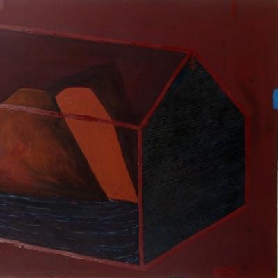 Mausoleo rojo