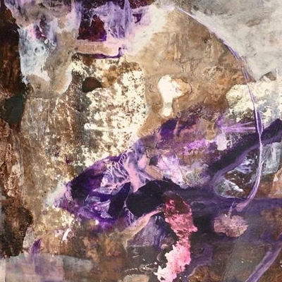 Campos púrpuras II