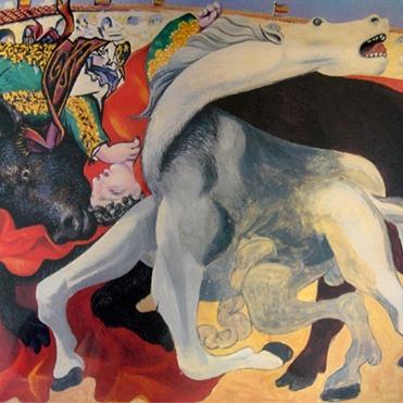 La muerte del torero