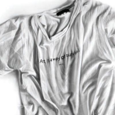 Camiseta Yoko blanca