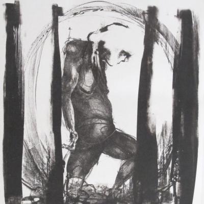 EMERICK RODRIGUEZ - Sin título blanco y negro