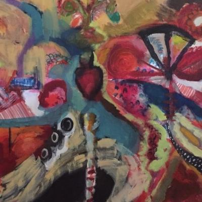 Posada corazón