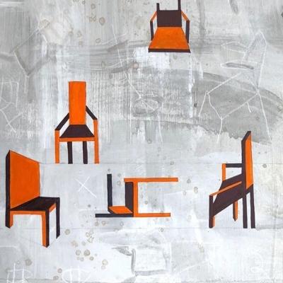 Estudio de una silla
