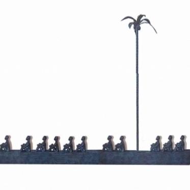 El rapto de la palmera