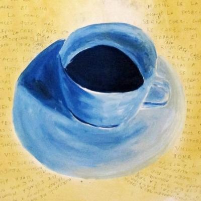 Guillermo Roel - Taza de café