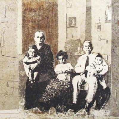 Gabriel de la Mora - Retrato de familia PT