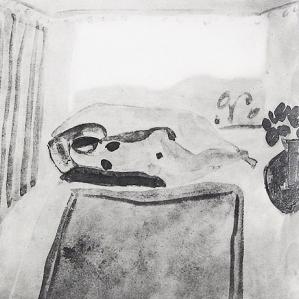 Desnudo en la habitación 19/30