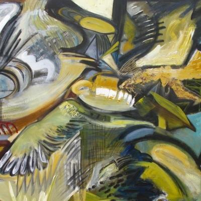 Cuentos con plumas · Mirar desde lo alto