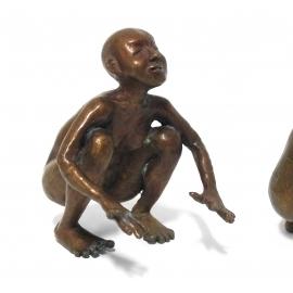 Mujer rana