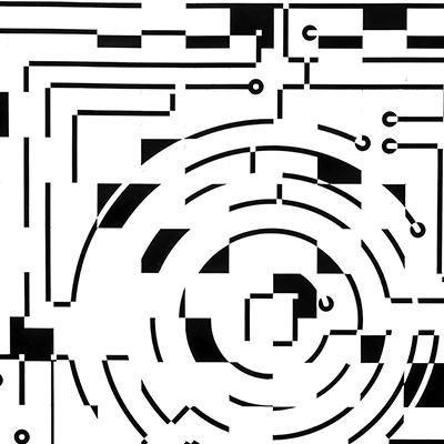 Ajedrez y circuito laberíntico
