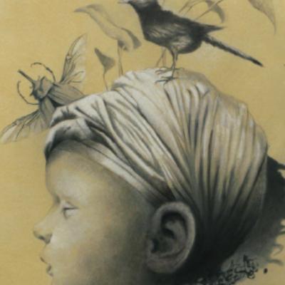 El niño y el pájaro