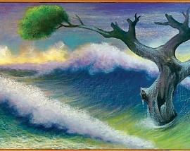 Fantasmagórico y marino