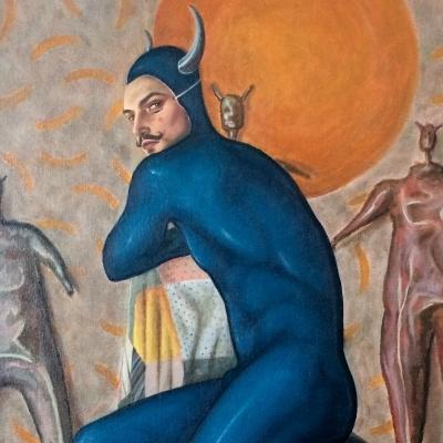 Marlon Olmos- Judas, el diablo cartonero