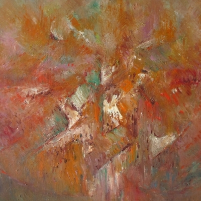 Jaime Oates - Abstracto