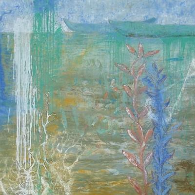 A la orilla del agua