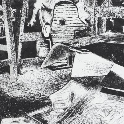 Estudio del pintor 6/10