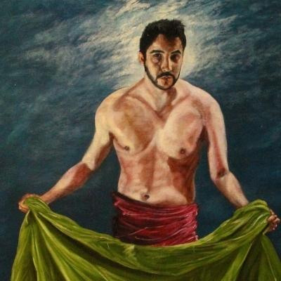 César Gustavo- Toreando el trompo