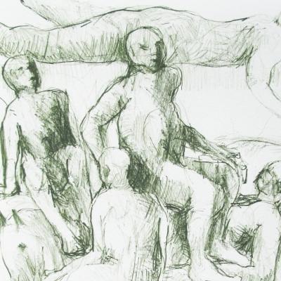 Rafael Sosa- Homo ecuesttre