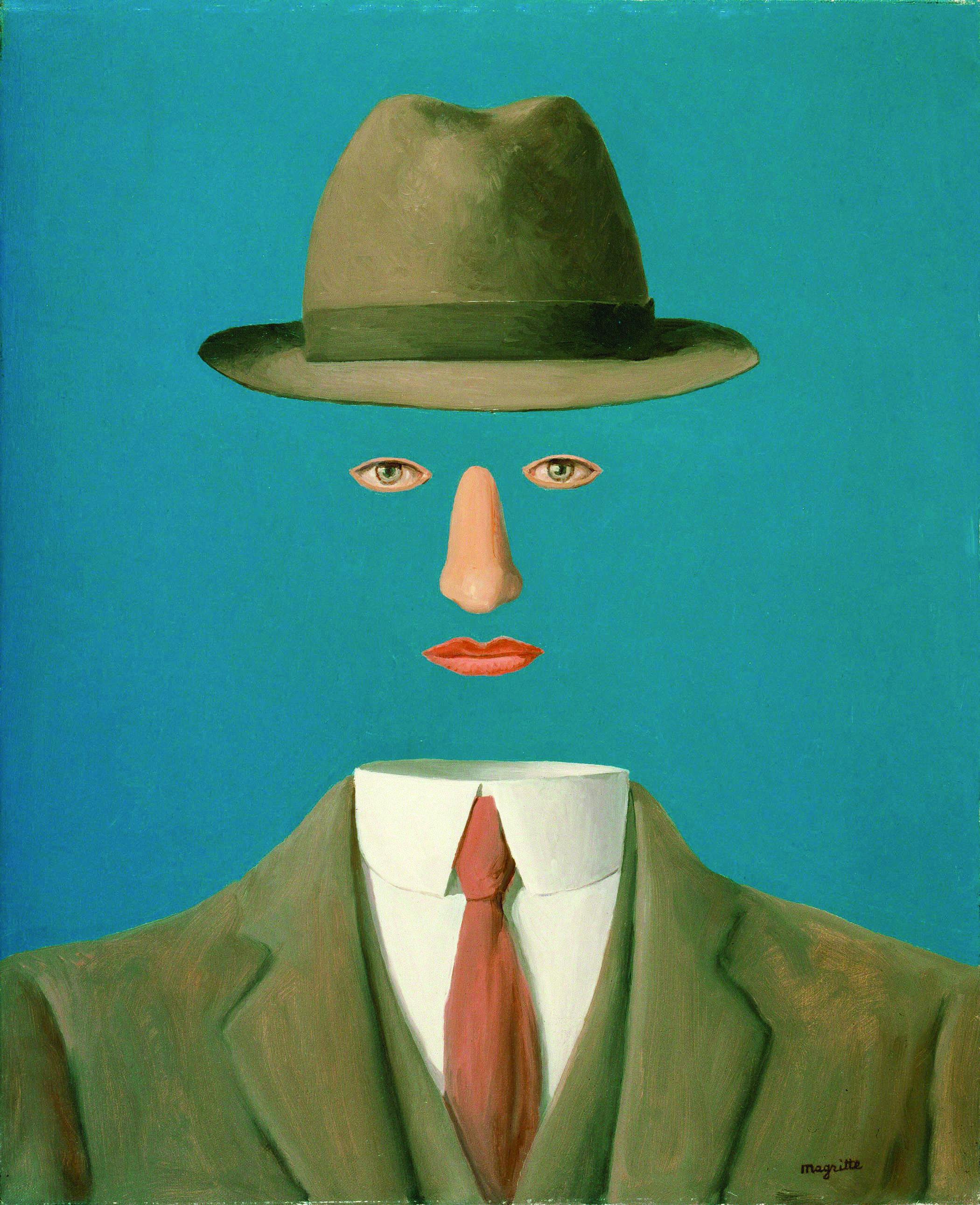 Baucis Landscape de Rene Magritte